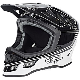 ONeal Blade Helmet CHARGER XXX black/white